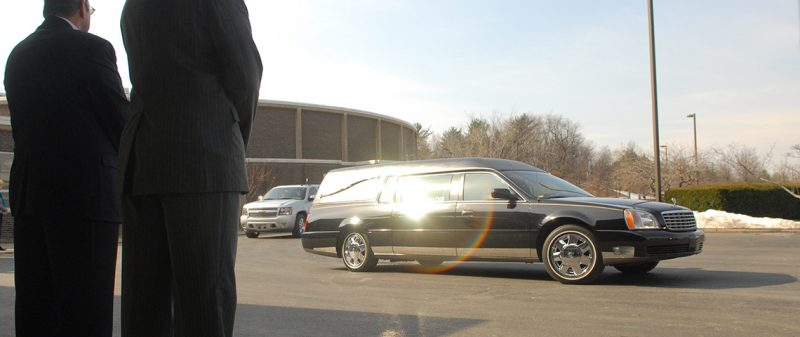 Funeral Transportation and The History of the Hearse
