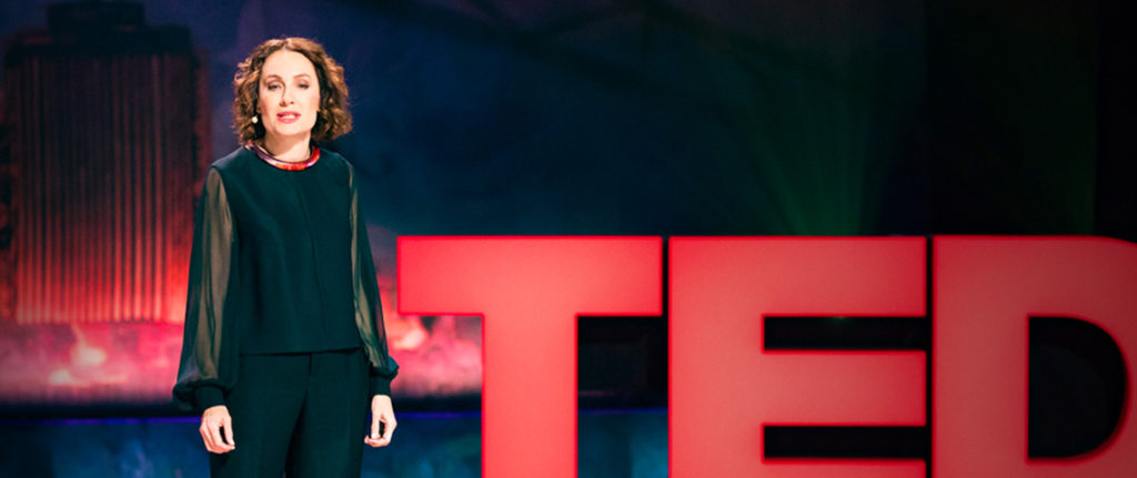 [TEDx Video] The Gift and Power of Emotional Courage By Susan David