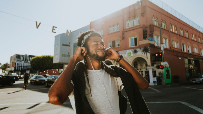 A Pair of Albums About Grief - Listening to Music in Venice, California