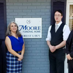 Interview With Jennifer Duran, Manager Of Moore Funeral Home
