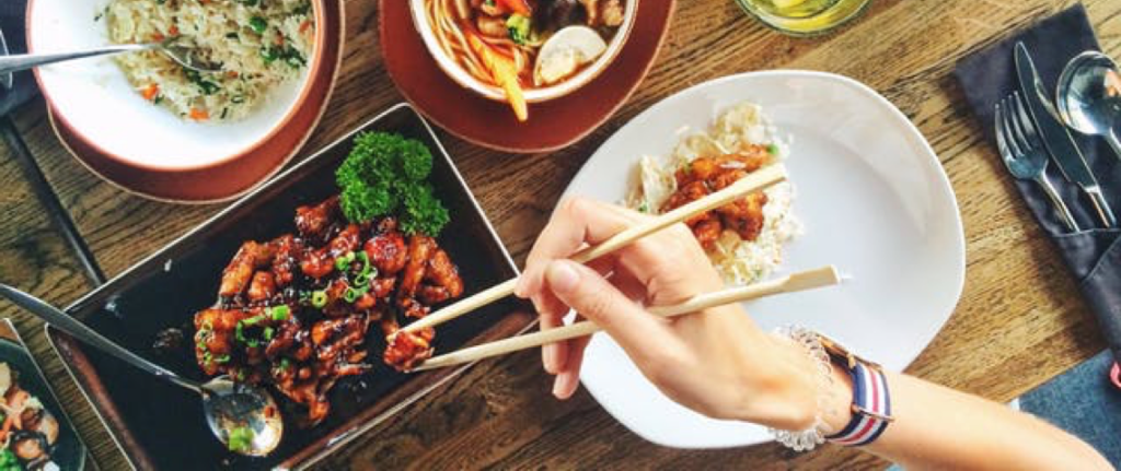 Flavorful Funeral Foods Asian Americans