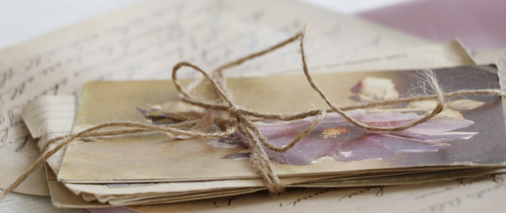 Love Letters From The Grave