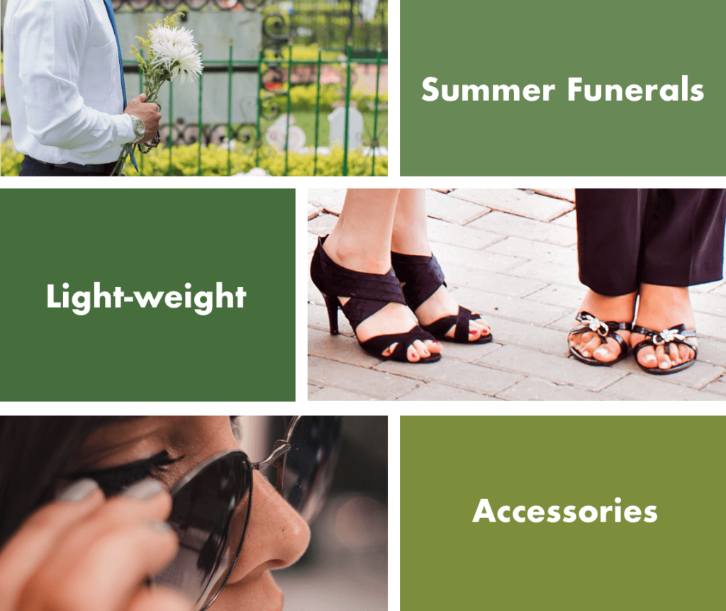 Tips On What to Wear to a Funeral Summer