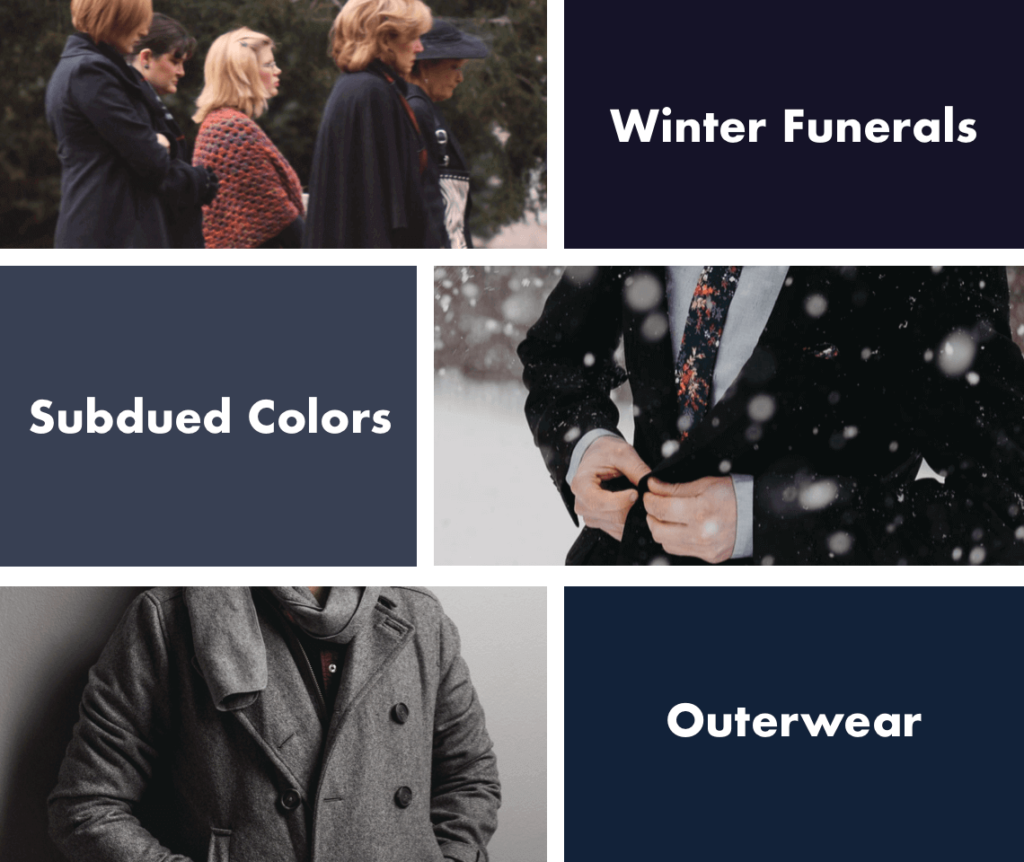 Tips On What to Wear to a Funeral Winter