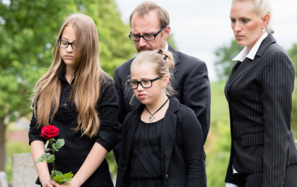 8 ways to participate in funeral services