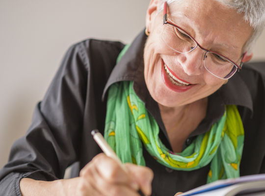 Final Arrangements: Writing Letters To Loved Ones For When You're Gone